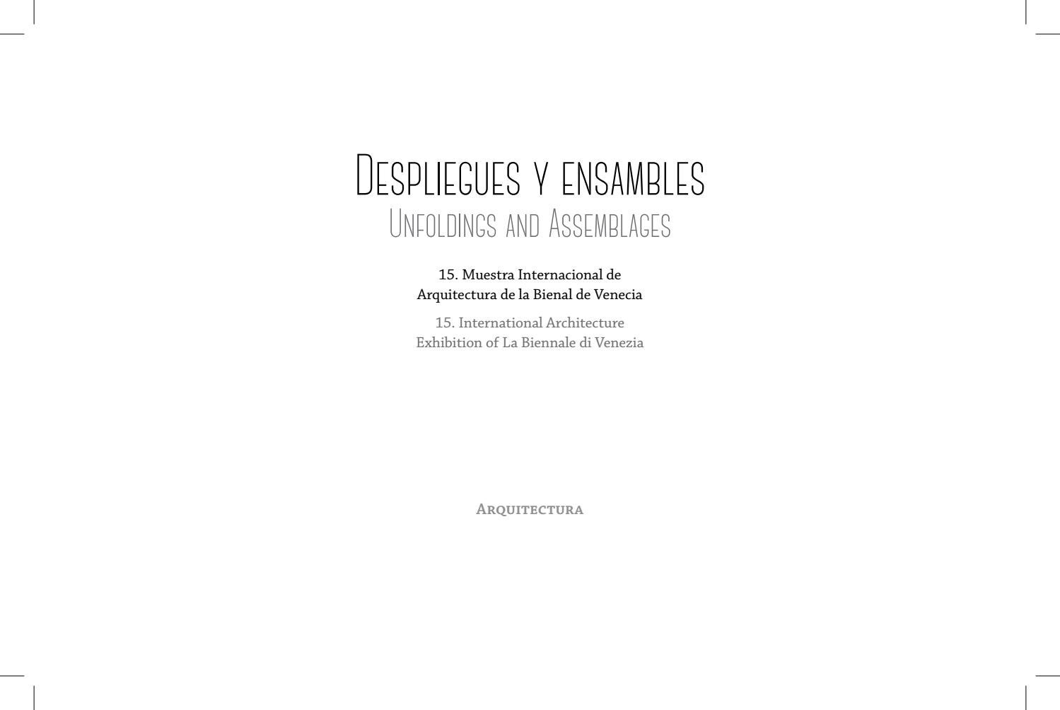 Unfoldings and assemblages by unfoldings and assemblages issuu malvernweather Images