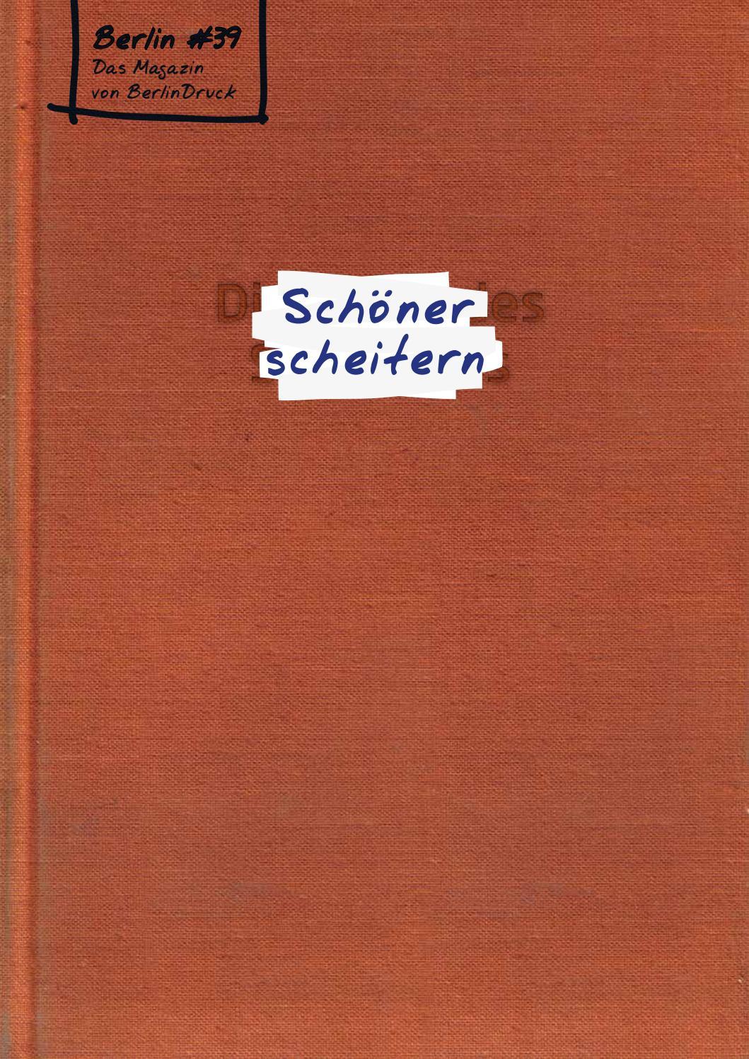 Kundenmagazin BerlinDruck #39 by Reinhard Berlin - issuu