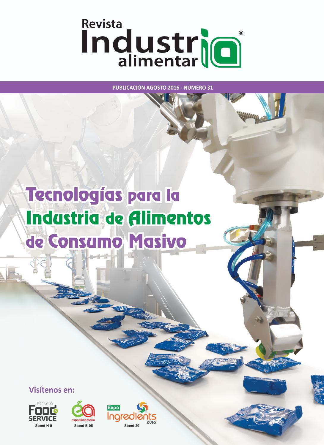 Revista Industria Alimentaria N° 31 by Revista Industria Alimentaria ...