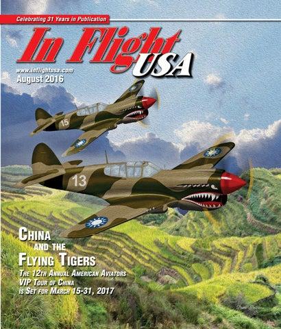 2d0e9d8e6e7 In flight usa august 2016 by Anne Dobbins - issuu