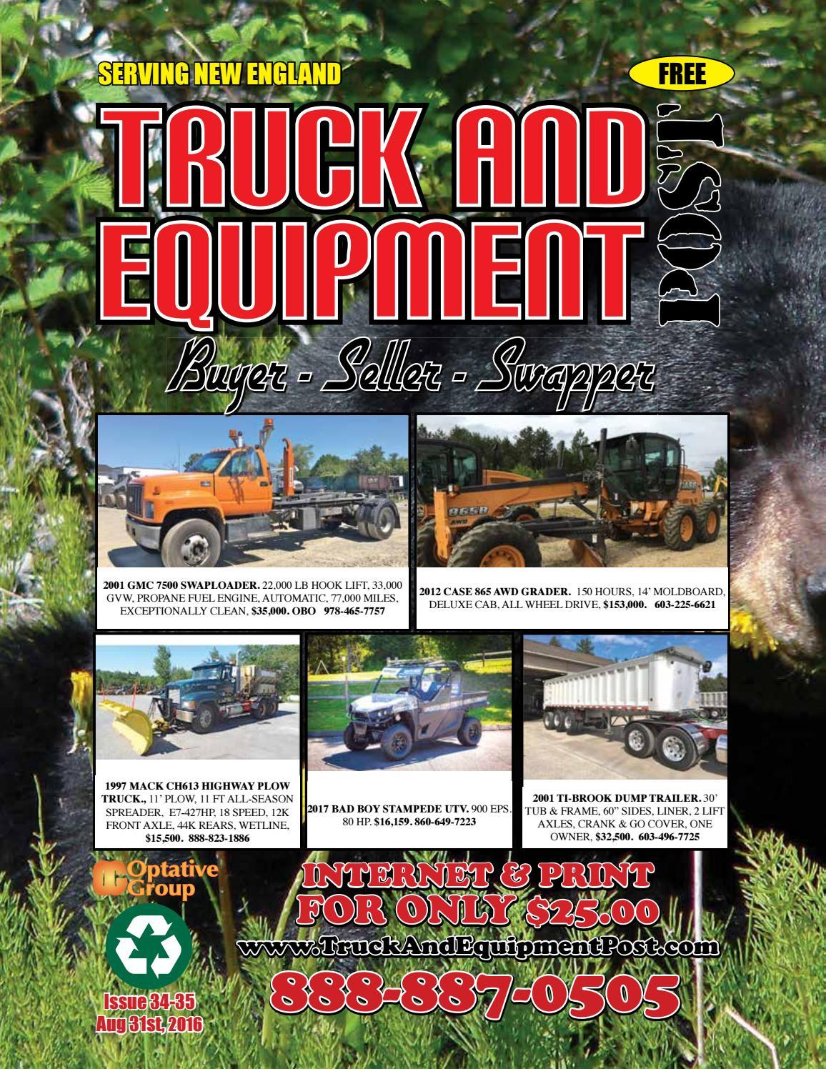 Truck equipment post 34 35 2016 by 1ClickAway - issuu
