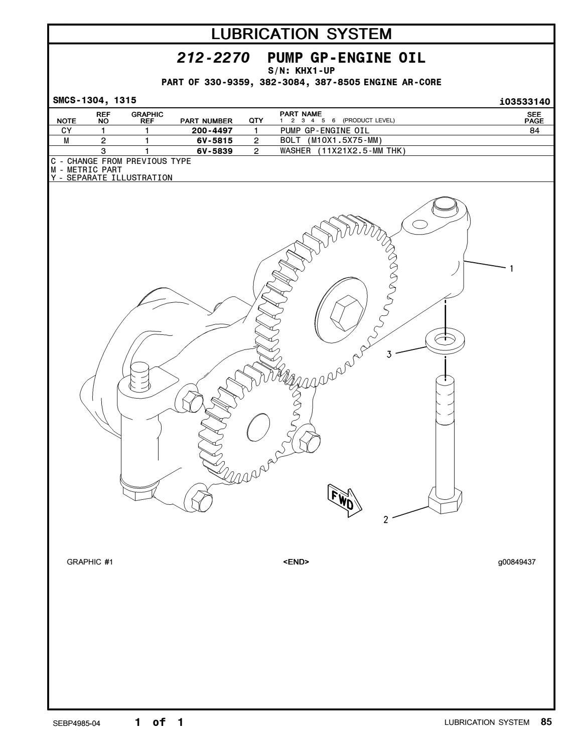Parts Manual 120K Motor Grader # 1 by Ahmadfikry Work - issuu