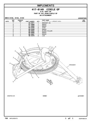 Parts Manual 120k Motor Grader 2 By Ahmadfikry Work Issuu