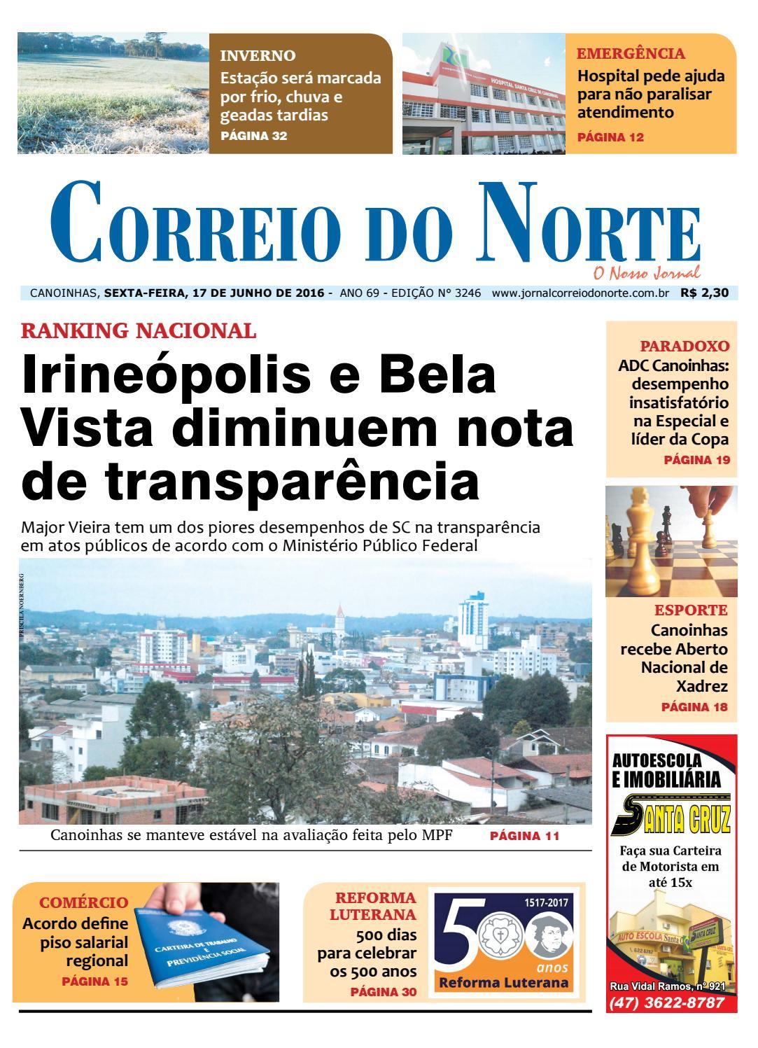 59a4a556179c7 Edição 3246 by Jornal Correio do Norte - issuu