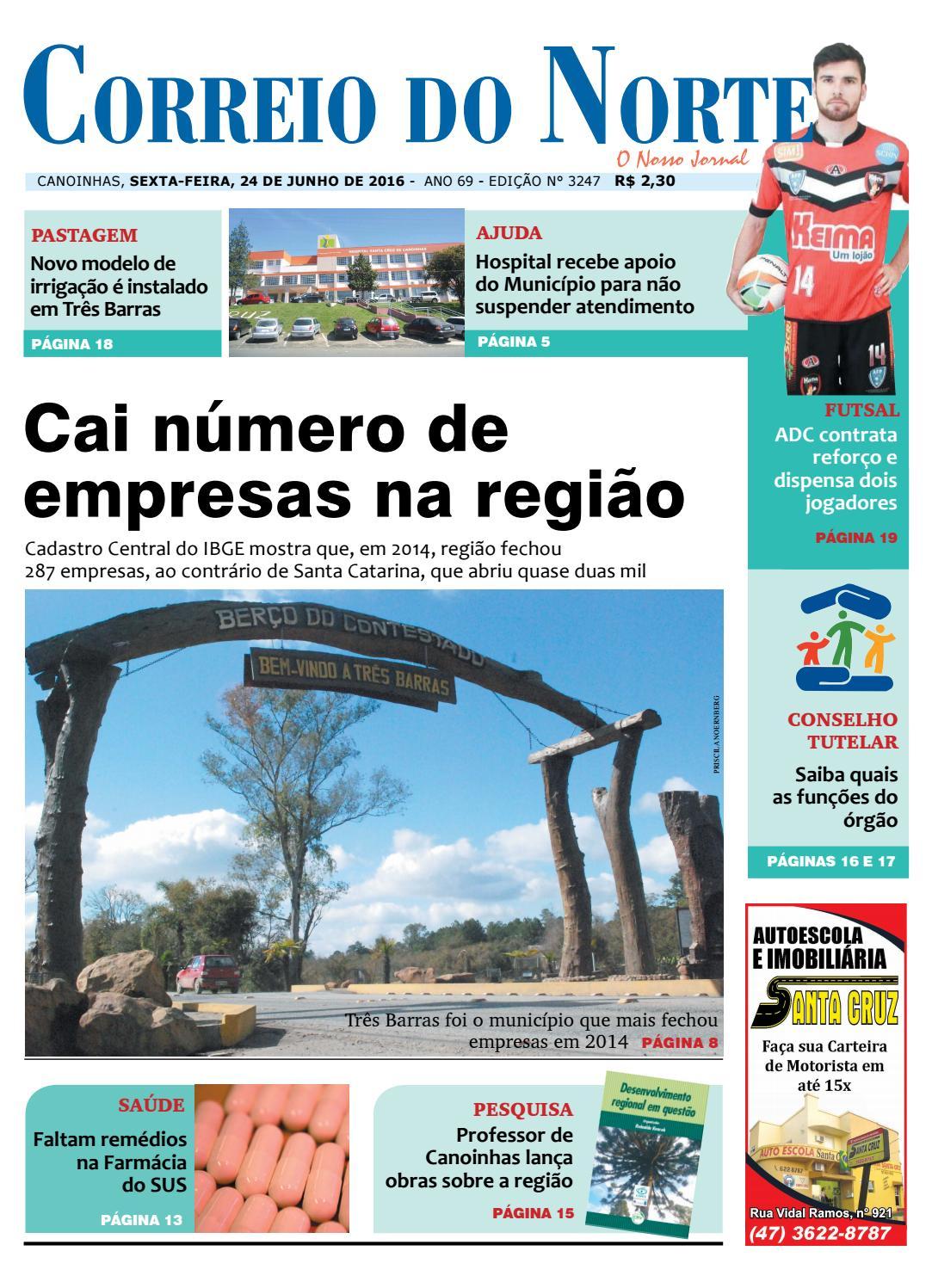 Edição 3247 by Jornal Correio do Norte - issuu c1bdf5f5498e2