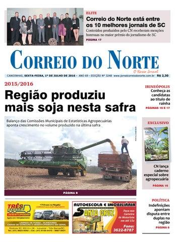 5f318ddba8 Edição 3248 by Jornal Correio do Norte - issuu