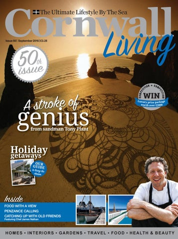 Cornwall Living 50 By Engine House Media