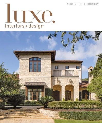 Luxe Magazine September 2016 Austin by SANDOW® - issuu
