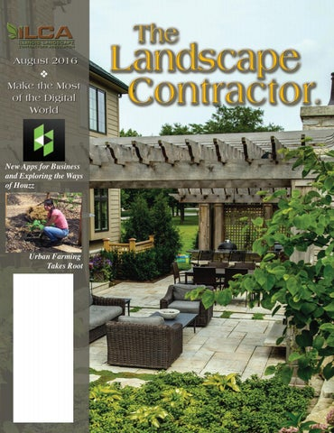 The Landscape Contractor Magazine August 2016 Digital Digital Edition By Association Publishing Partners Issuu