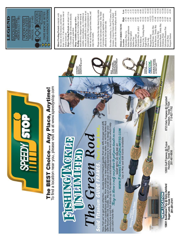 September 2016 By Texas Salwater Fishing Magazine Issuu