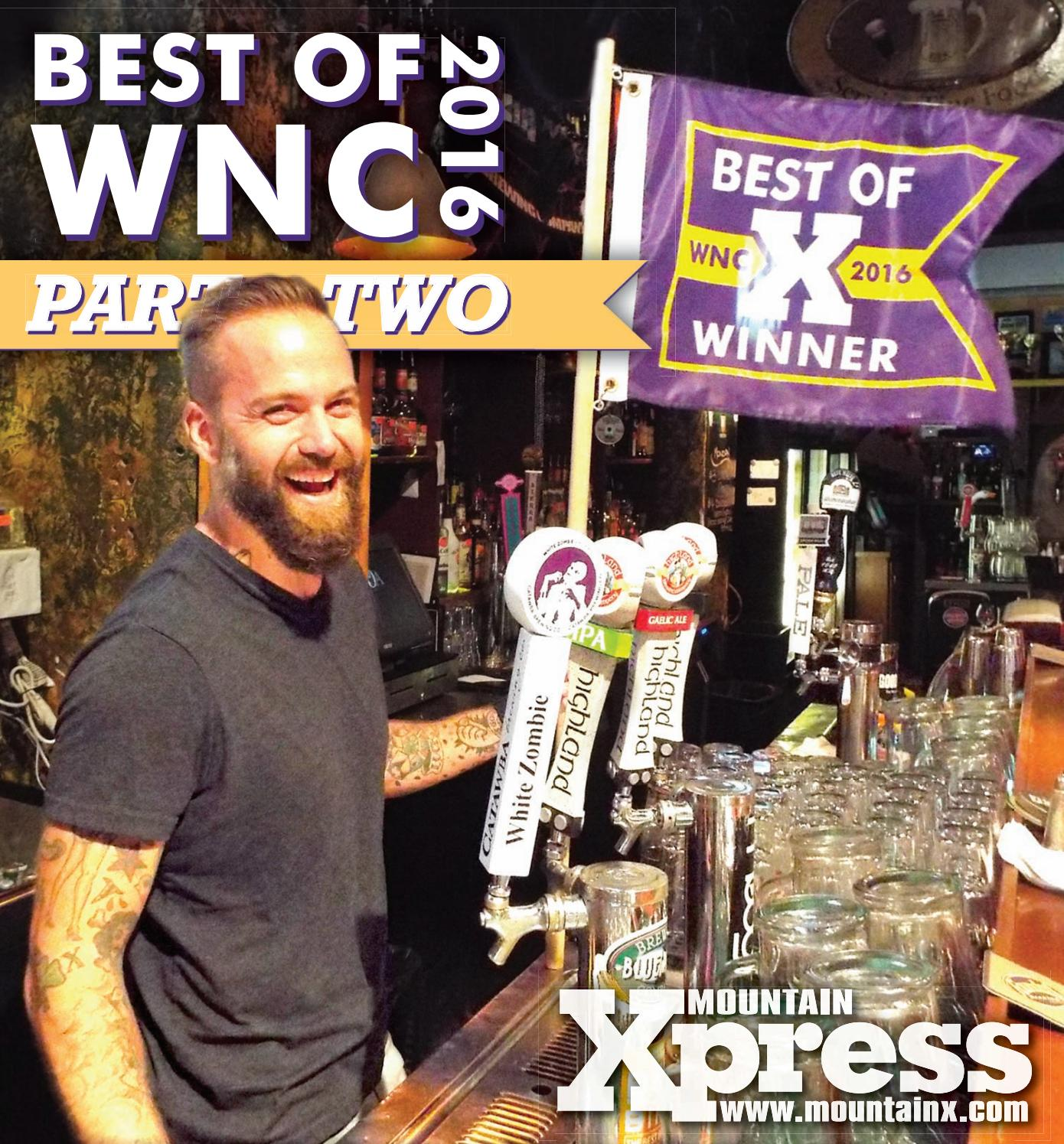 Mountain Xpress 08 17 16 (Best of WNC, Pt  2) by Mountain