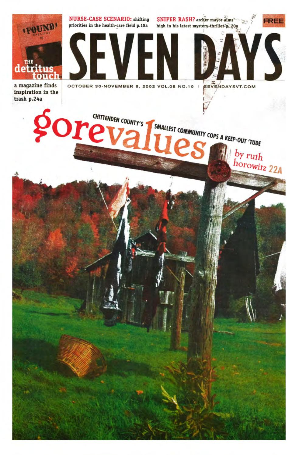 Seven Days October 30 2002 By Issuu Furnace Wiring Diagram Older Http Wwwgetdomainvidscom