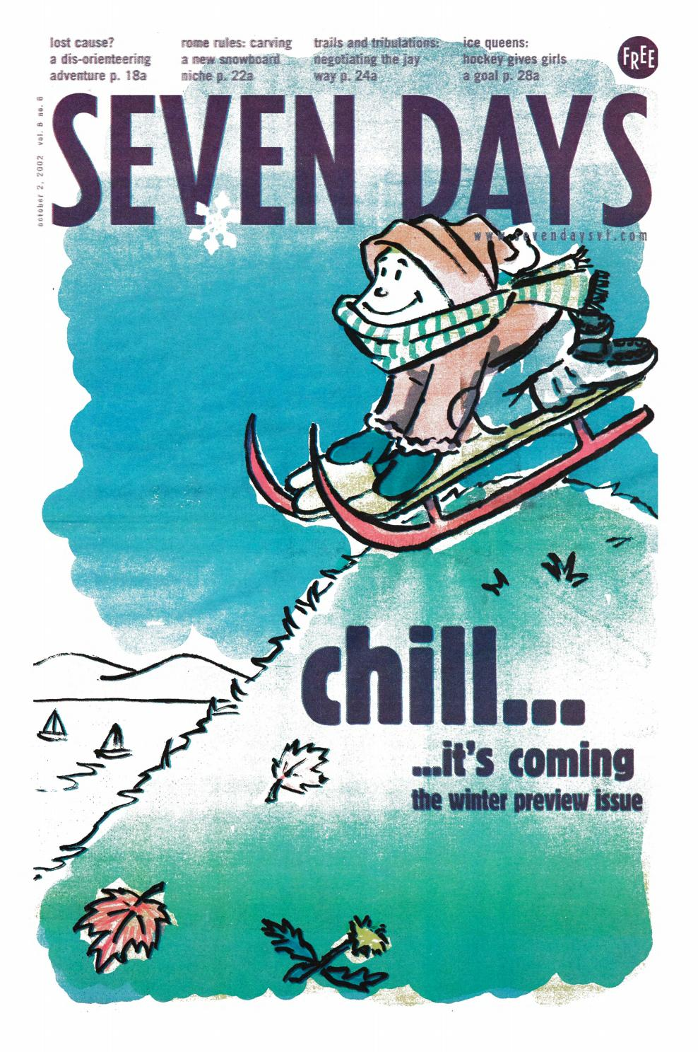 Seven Days October 2 2002 By Seven Days Issuu
