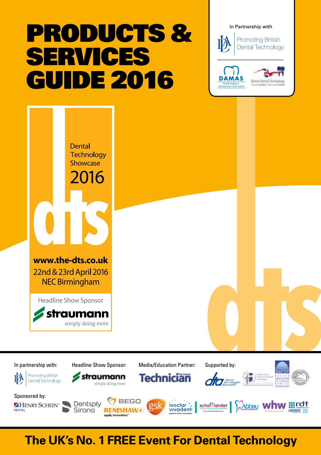 Dts product and services guide 2016 by closerstill media issuu malvernweather Choice Image