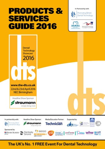 Dts product and services guide 2016 by closerstill media issuu page 1 malvernweather Choice Image