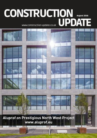 Construction update august 2016 by jet digital media ltd issuu construction update august 2016 malvernweather Choice Image