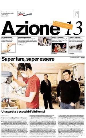 Azione 13 del 24 marzo 2014 by Azione ea1e9c3f991