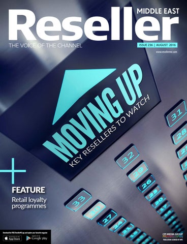 Reseller Middle East August 2016