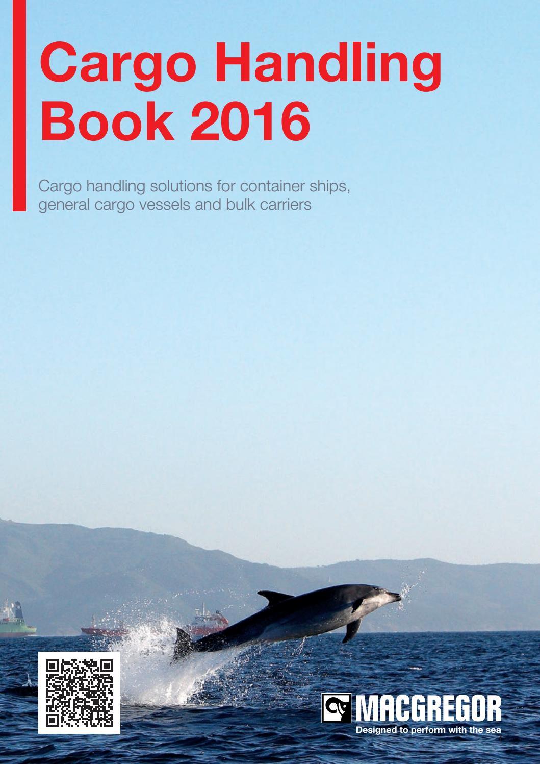 cargo handling book 2016 by cargotec
