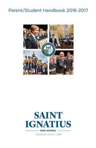 student handbook by saint ignatius high school issuu