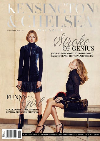 b01ae561ace10 The Kensington   Chelsea Magazine September 2016 by Runwild Media ...