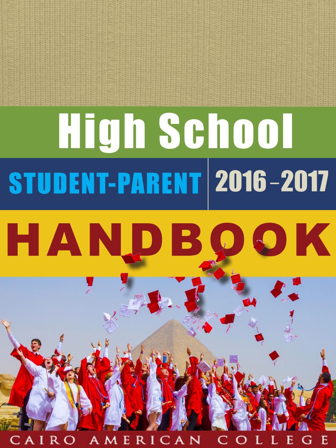 Hs parent student 2016 2017 handbook by mim1984 issuu fandeluxe Choice Image
