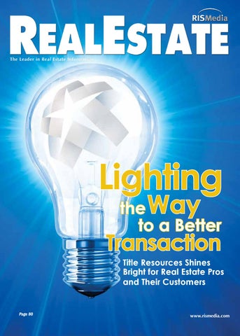 Lighting the way to a better