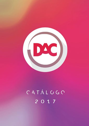 e94f0fd24 Catálogo DAC 2017 by DACNOVAS - issuu