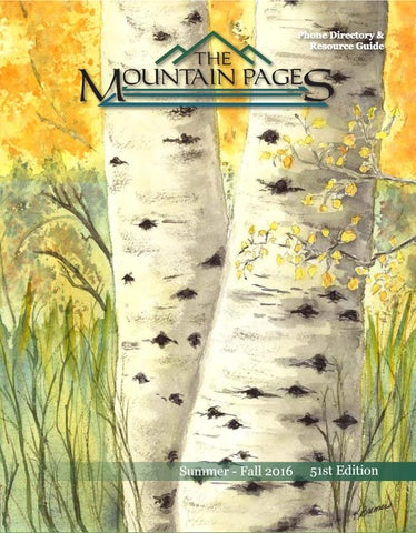 Mountain Pages Issue 51 by MtnPages - issuu