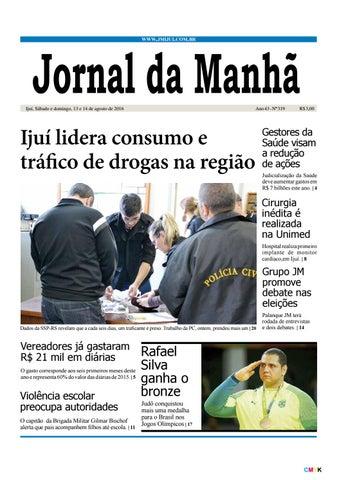 Sitepagina by Jornal da Manhã Ijuí - issuu 6c0d1920407a0