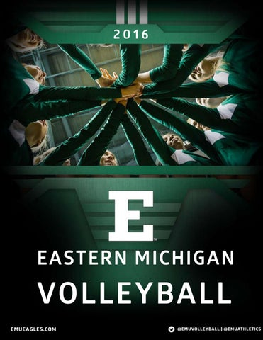 c5b45bde0 2014 Eastern Michigan Volleyball Media Guide by Eastern Michigan University  Athletics - issuu