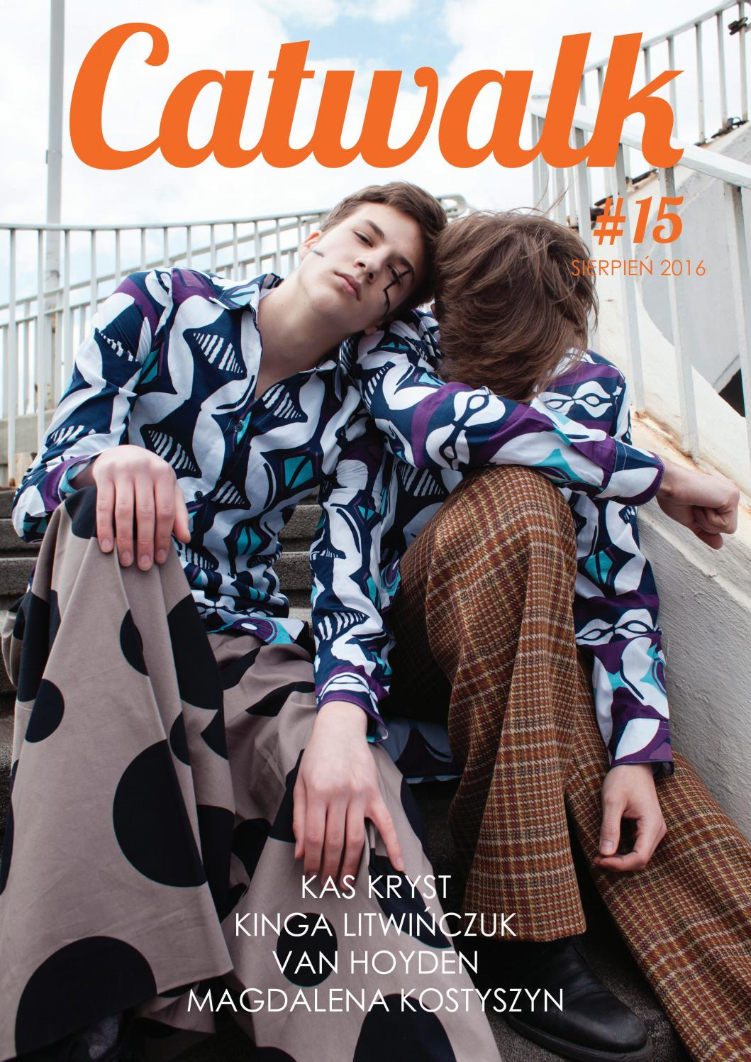 3f5543e04a Catwalk  15 by Catwalk Magazine - issuu