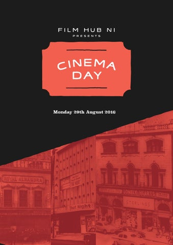 Prime Cinema Day 2016 By Film Hub Ni Issuu Andrewgaddart Wooden Chair Designs For Living Room Andrewgaddartcom
