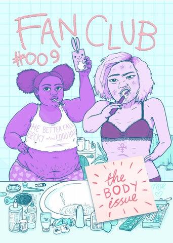 Fan Club Issue 9 Body Positivity By Fan Club Issuu