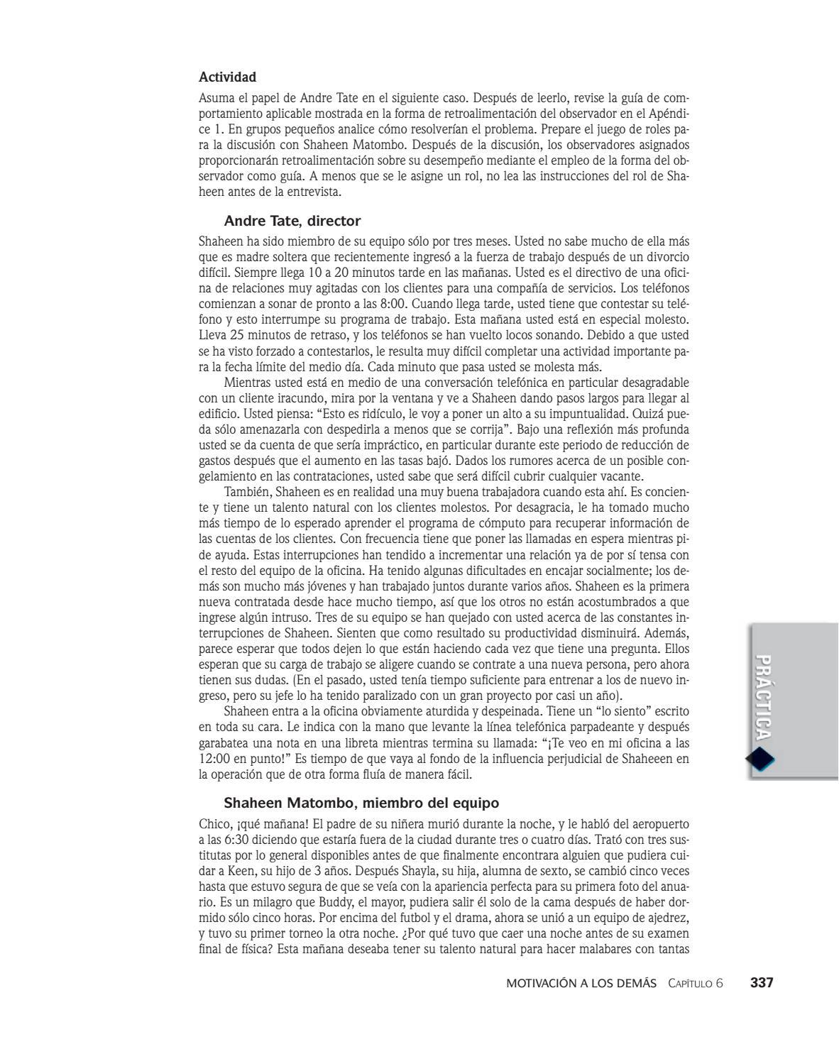 Cil parte 2 desarrollo de habilidades directivas 361 721 by Líderes ...
