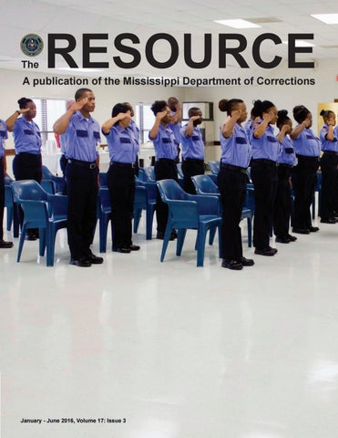 The Resource / January - June 2016 by MDOC - issuu