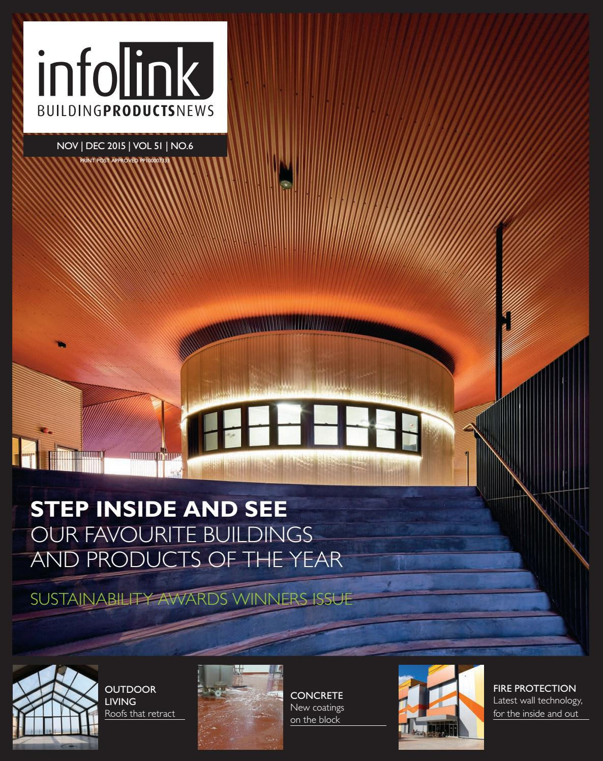 northern beaches christian school multipurpose hall indesign interior infolink Building Products News, Nov-Dec 2015 issue by Indesign Media Asia  Pacific - issuu