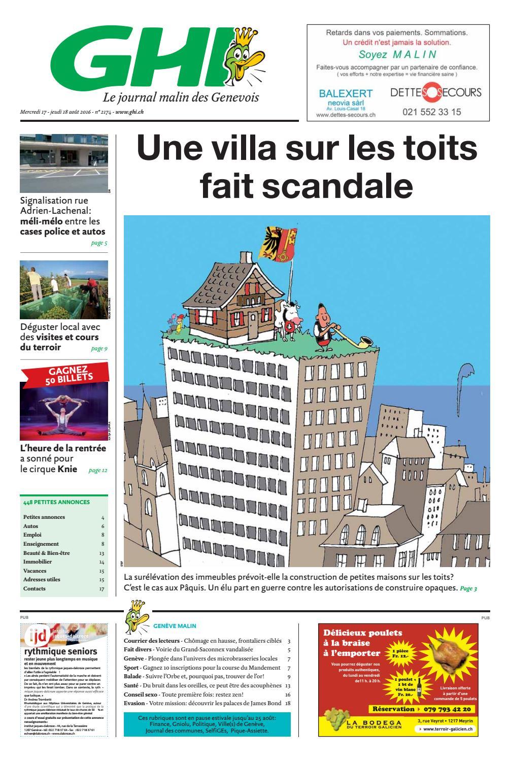 GHI du 18 08 2016 by GHI   Lausanne Cités - issuu fcf132a01f4b
