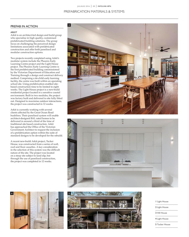 Nice Architect Designed Modular Homes Australia Image - Home ...