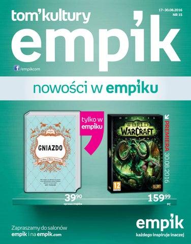 2fa765303 Tom kultury nr 15 (2016) by empik - issuu