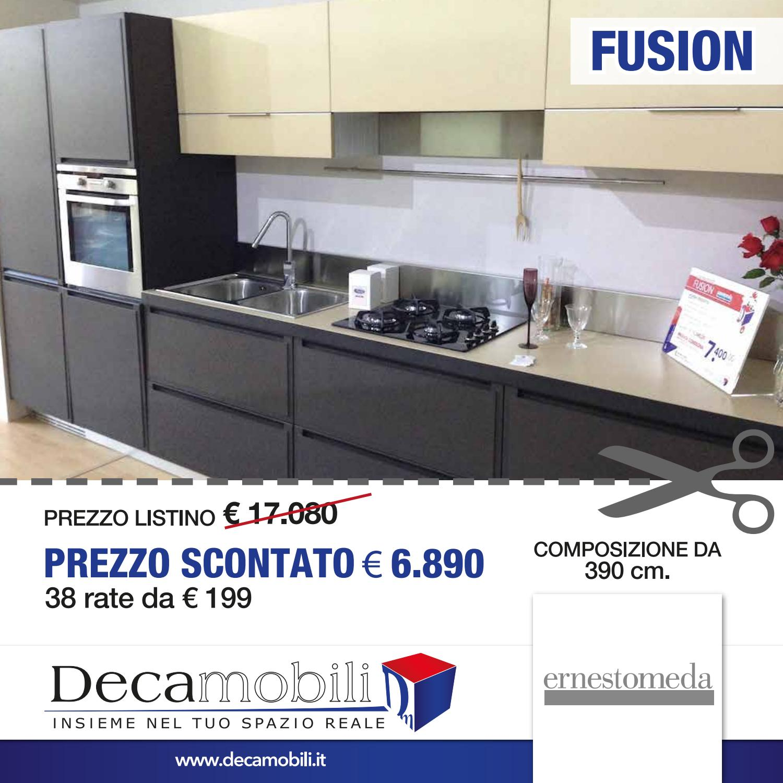 Cucina Ernestomeda FUSION by Decamobili Srl - issuu