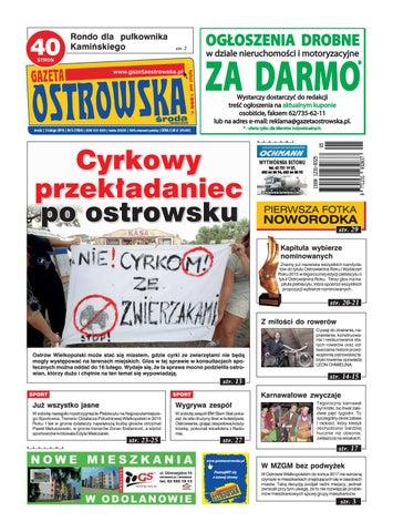 d3236f9ad988 Go 05 2016 by Gazeta Ostrowska - issuu