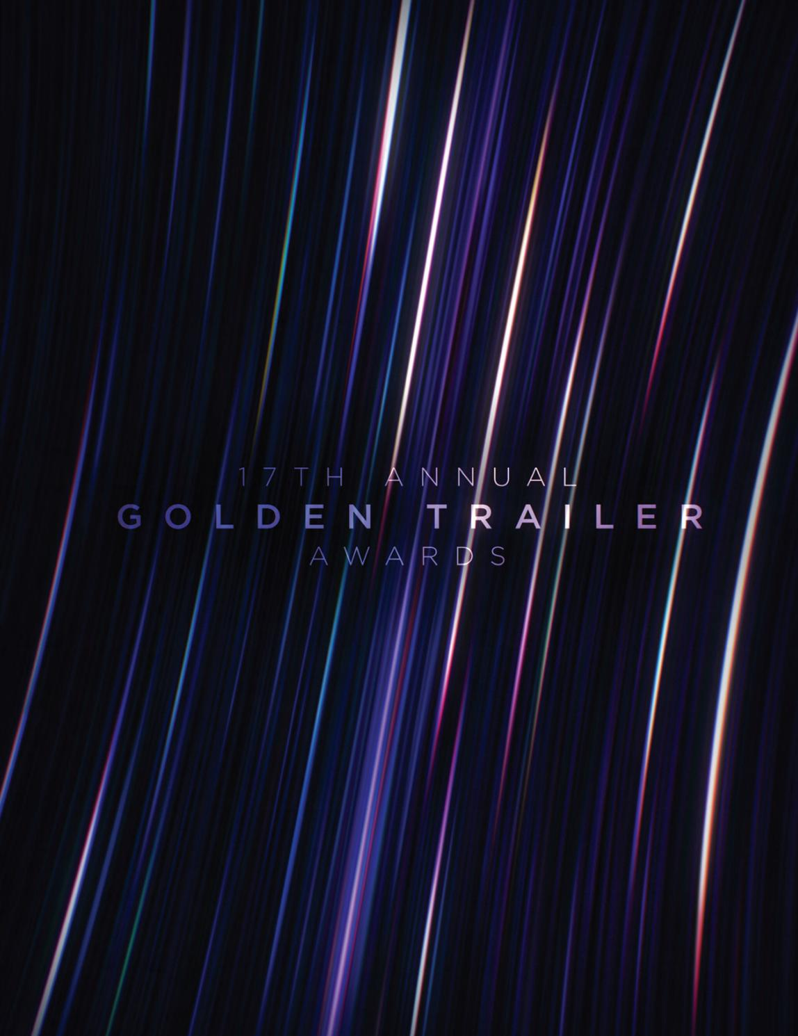 17th Annual Golden Trailer Awards Program Book (2016) by Trailer Central -  issuu