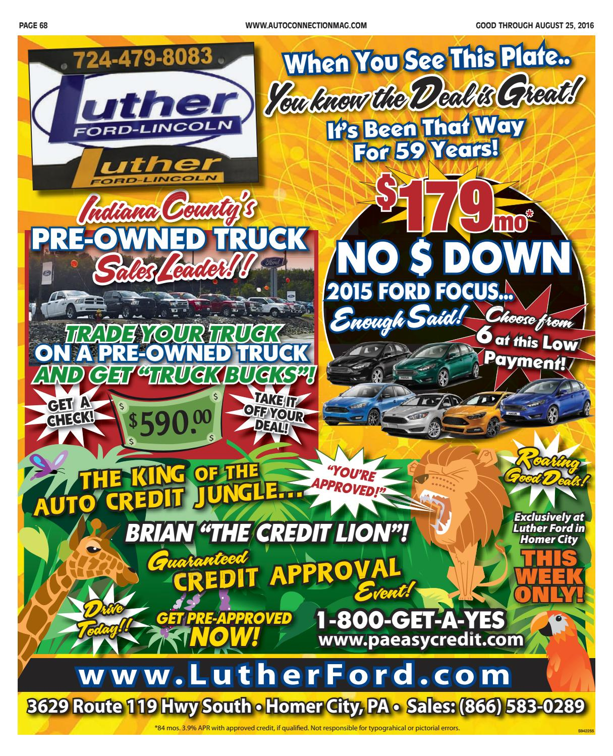 08-25-16 Auto Connection Magazine by Auto Connection