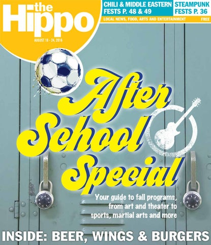 Hippo 8 18 16 by The Hippo - issuu 10252d1fc1b3