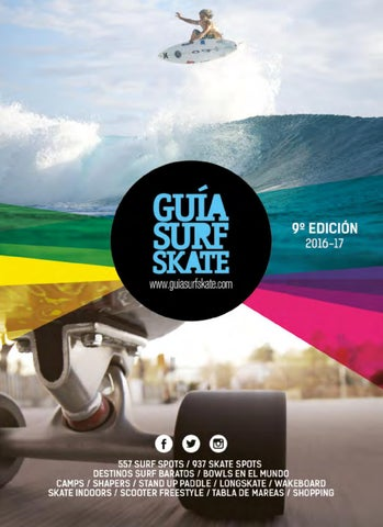 e8f9a22aecd Guía Surf Skate 2017-18 by Guía Surf Skate - issuu