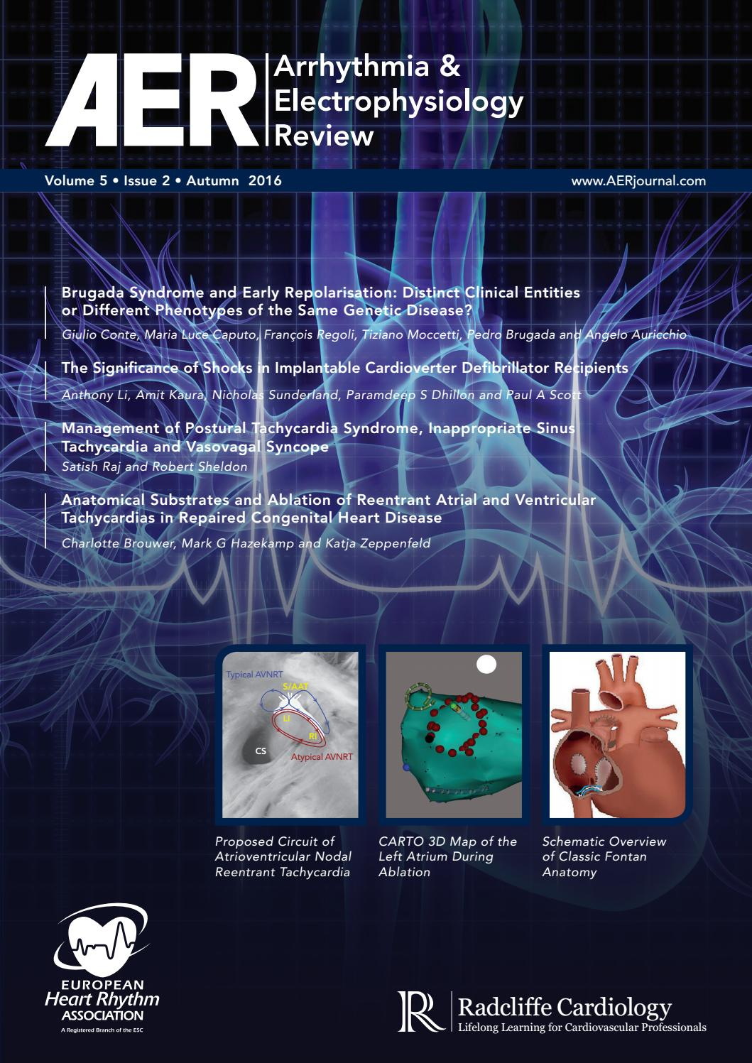 AER 5 2 by Radcliffe Cardiology - issuu