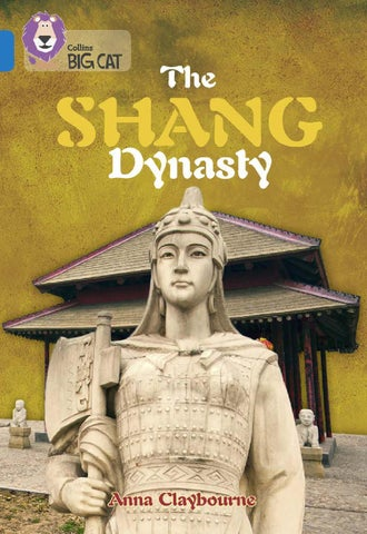 shang dynasty writing