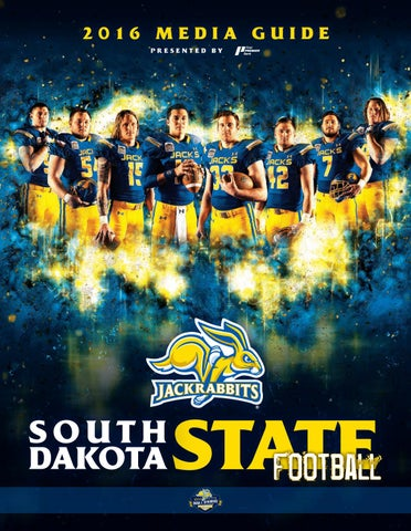 2016 fb media guide by South Dakota State University Athletics - issuu 19ced4d8b