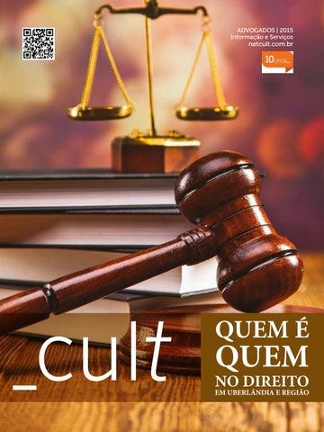 e6e908d0539b6 Quem é Quem no Direito by Revista Cult - issuu